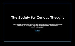 The Society of Curious Thought