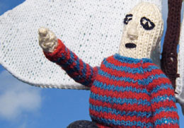 I am Ahab knitimation