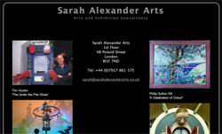 Sarah Alexander Arts