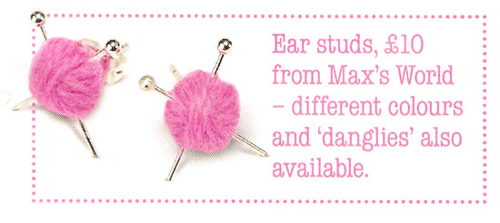 ear studs from max's world