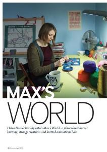 Yarnwise Max Alexander
