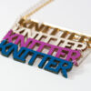 Knitter Necklaces