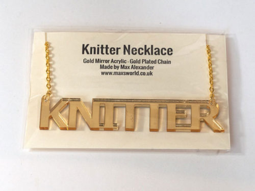 Knitter Necklace Pack