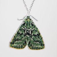 Moth Necklaces