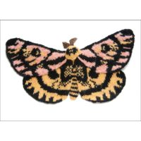 Elegant Sheep Moth Card