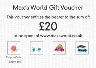 Example gift voucher