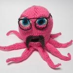 Knitted Tony Harrison