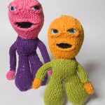 Knitted gangsters